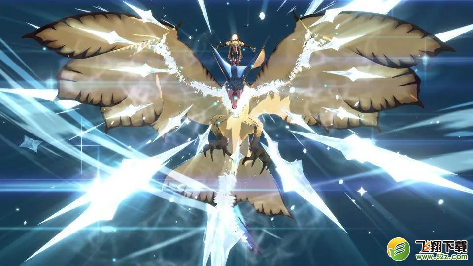 《怪物猎人物语2:破灭之翼》SR金券怪物蛋位置一览_52z.com