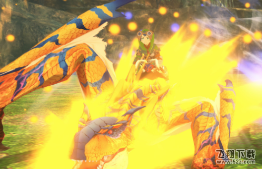《怪物猎人物语2:破灭之翼》sr共斗打法攻略_52z.com