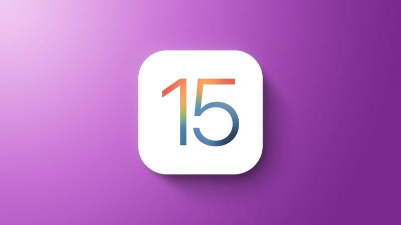 苹果IOS 15 Beta4使用体验评测_52z.com