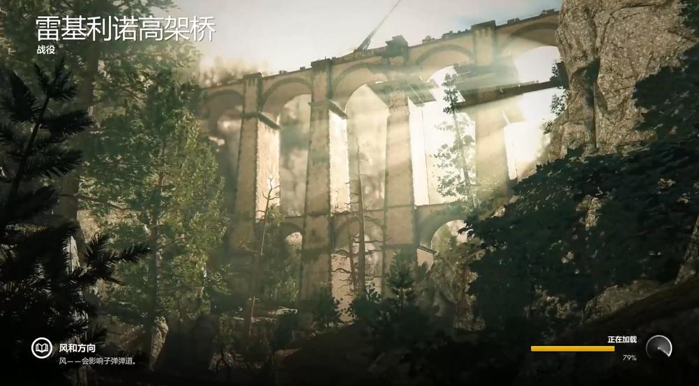 狙击精英4第三关雷基利诺高架桥视频通关攻略