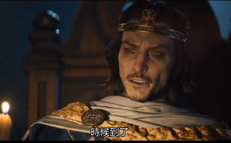 育碧新作《刺客信条:英灵殿》CG宣传片:化身维京斗士战斗!