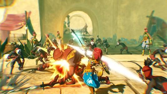 《塞尔达无双:灾厄启示录》最新游戏评测视频