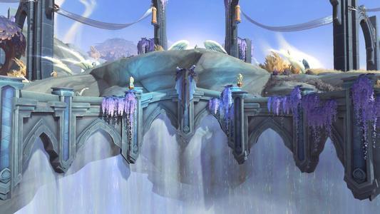 《魔兽世界》9.0暗影国度动画短片彼岸之地:晋升堡垒视频