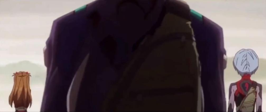 《EVA新剧场版:终》正片12分钟片头公开放映视频