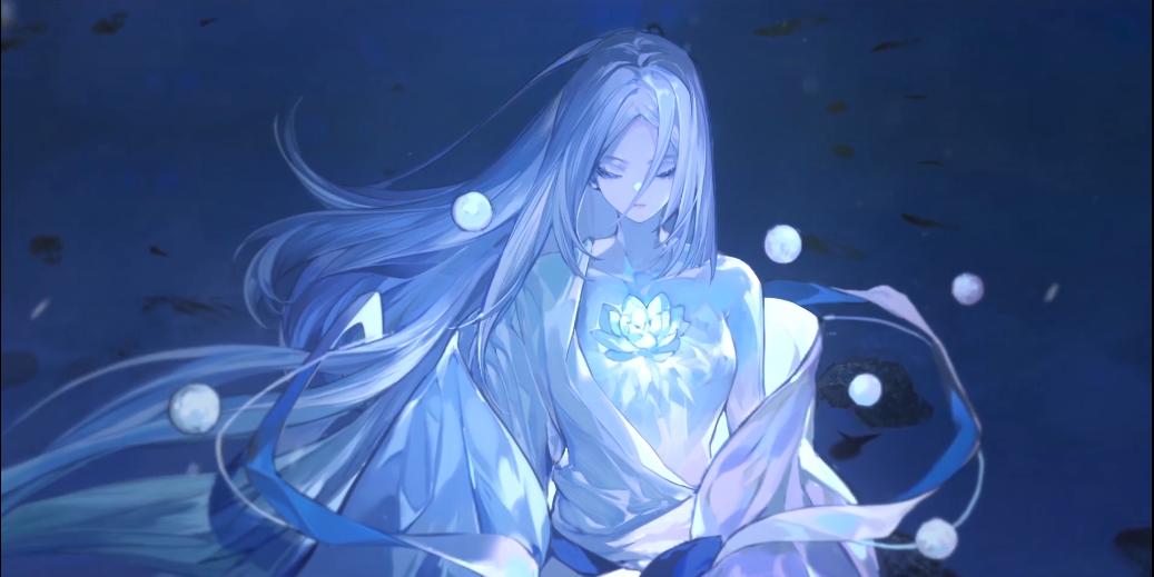 《阴阳师》「蝉冰雪女」印象PV(一):冷暖初迎