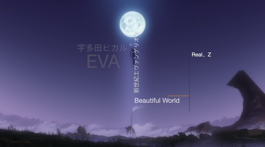 《EVA新(xin)���(chang)版�U破》主�}曲-Beautiful World