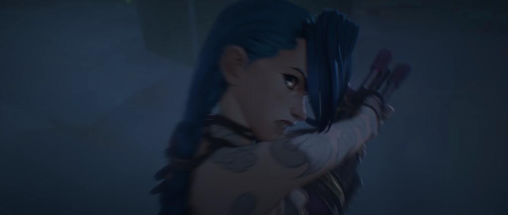 英雄联盟首部动画《Arcane》先导预告视频