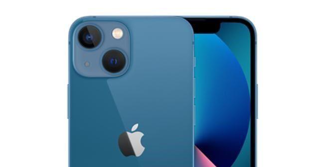 苹果iPhone13mini真机开箱体验视频