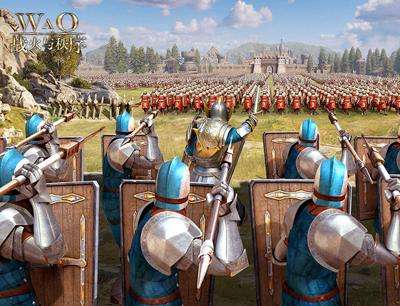 战火与秩序:烧脑的战争策略手游
