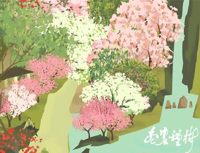 老农种树:休闲科普剧情养成游戏