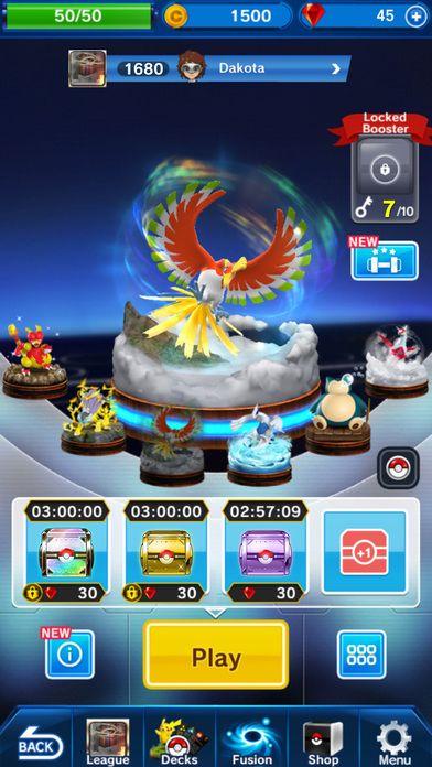 精灵宝可梦决斗V3.0.0 苹果版