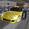 疯狂出租车3D驾驶安卓版