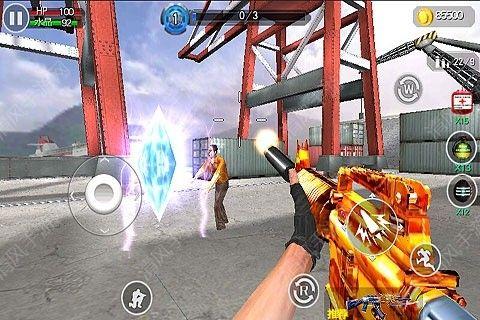 反恐使命3D2V1.2.4 手机版