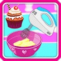 烹饪可爱的心形蛋糕安卓版