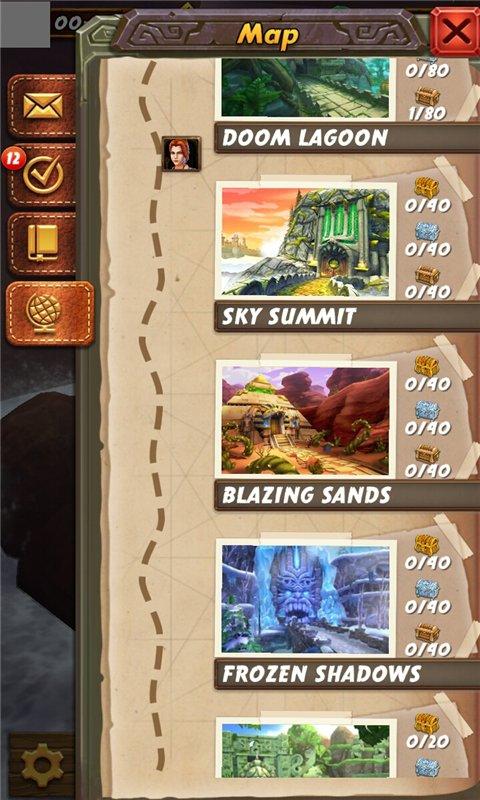 神庙逃亡:宝藏猎人破解版V1.2.141 安卓版