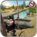 陆军突击生存队破解版 V1.0 安卓版