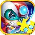 开心超人游戏拼图 V1.0 安卓版