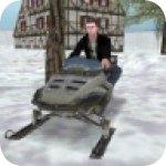 雪地车救援任务3D破解版 V1.1 安卓版