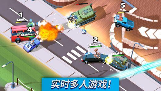 Crash of CarsV1.1.03 苹果版