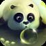 熊猫噗通动态壁纸下载_熊猫噗通动态壁纸手机版下载_熊猫噗通动态壁纸安卓版下载