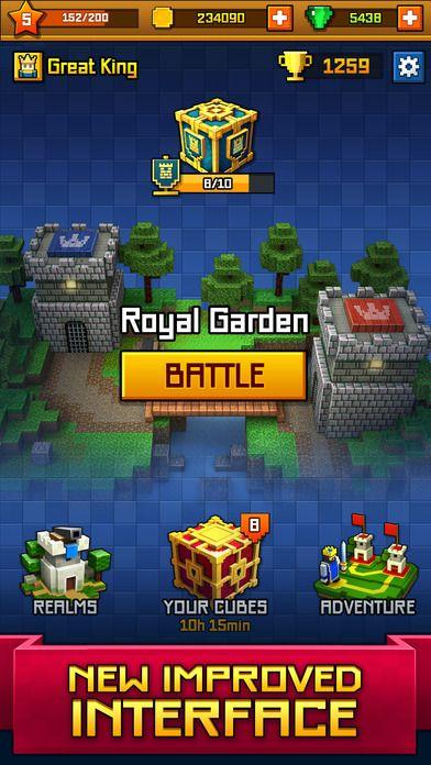 我的世界皇室战争V2.5 苹果版