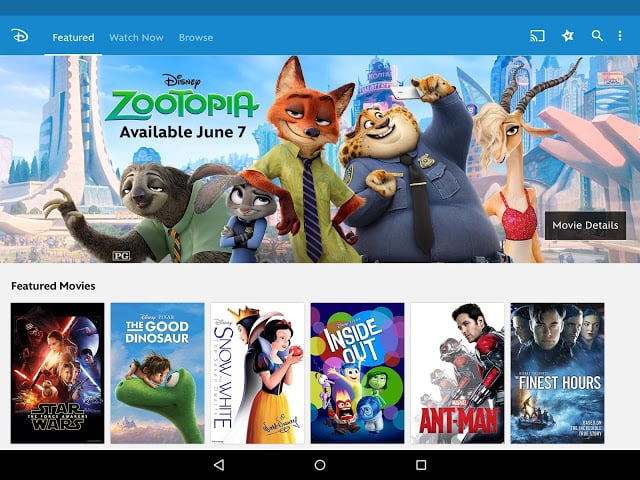 DisneyV1.8.2 安卓版