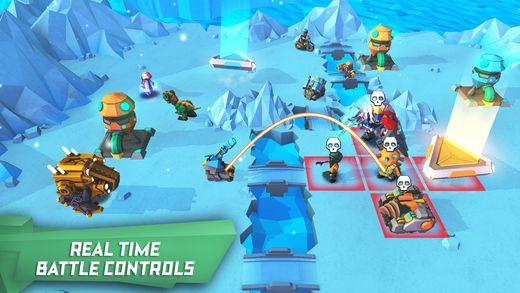 《机战坦克》是一款满足玩家对坦克射击类游戏的所有期待的手机网络对战游戏,收集欲、养成欲、组合欲、竞技欲,让人欲罢不能