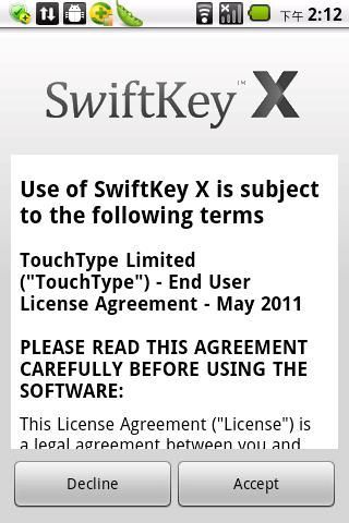 SwiftKeyV6.5.8.26 安卓版