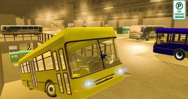 璀璨都市巴士模拟V1.0.2安卓版大图共享_璀璨乐视视频会员预览账号图片