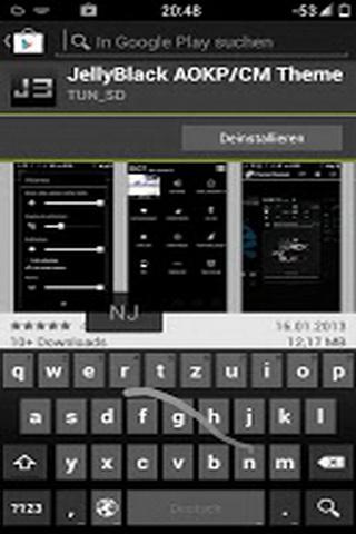 JellyBlackV4.7 安卓版