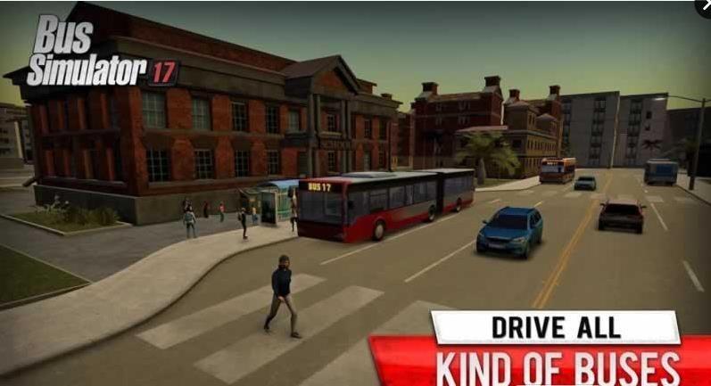 17路巴士模拟V1.3.0 安卓版