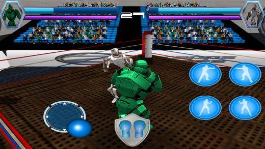 机器人虚拟拳击V1.0 安卓版