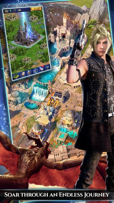 最终幻想15新帝国V3.25.62 安卓版