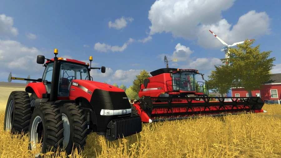 模拟农场20V1.0.0 最新版