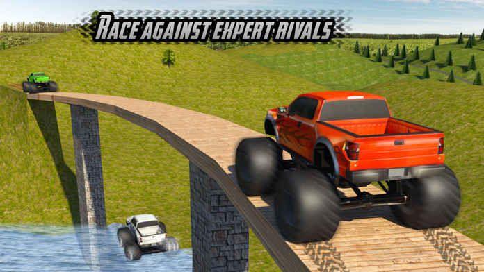 怪物卡车污垢竞速PROV1.0 破解版