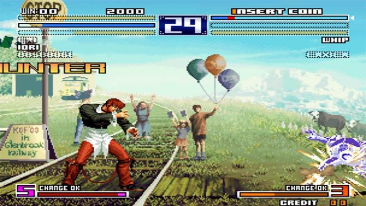 拳皇2003V4.2.0 安卓版