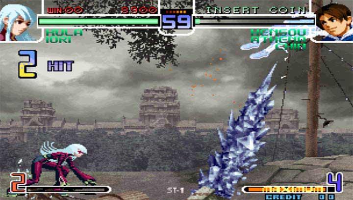 拳皇2002 风云再起V3.8.4 安卓版