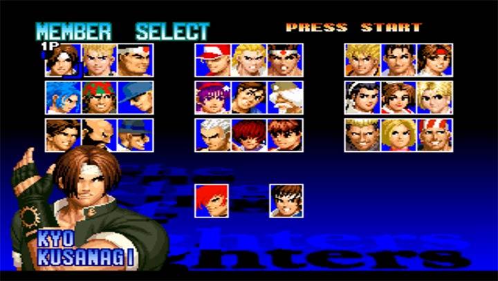 拳皇97 PS版V1.1.9 安卓版