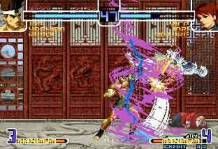 拳皇2002 魔法加强版V3.8.4 安卓版