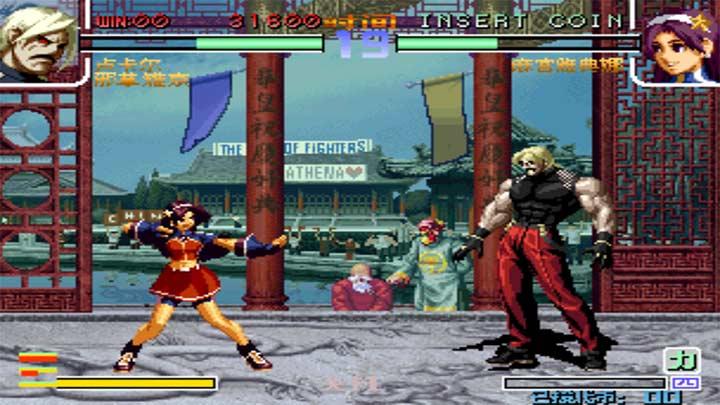 拳皇2002 终极加强疯八版V4.2.0 安卓版