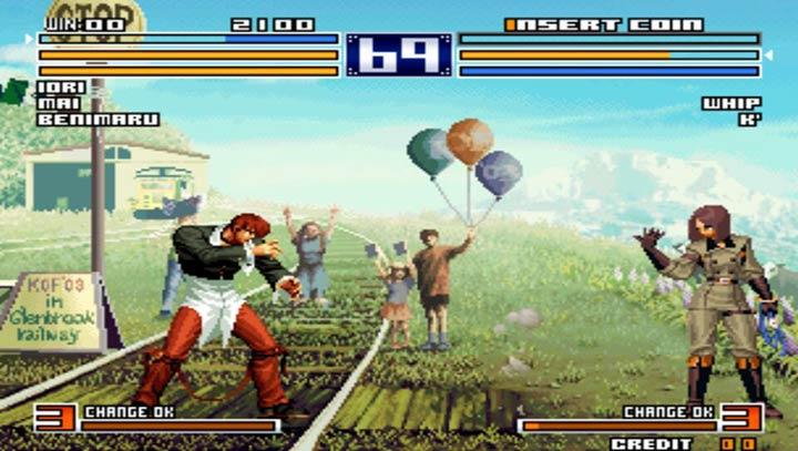 拳皇2004 风云加强版V3.8.4 安卓版