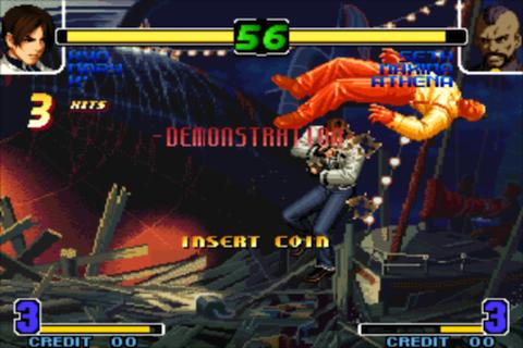 拳皇10周年独特版V4.2.0 安卓版