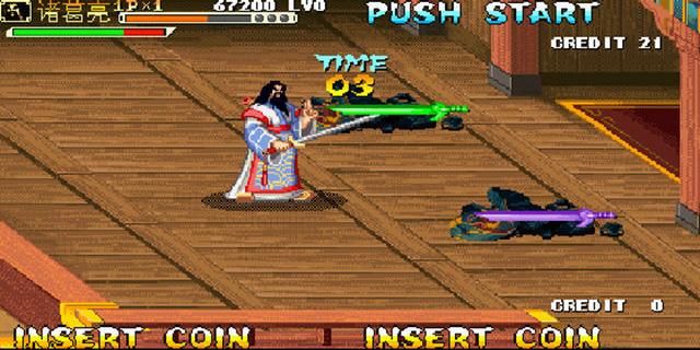 三国战纪 四剑传说V1.1.9 安卓版