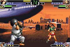 拳皇EX2 咆哮之血V3.8.4 安卓版
