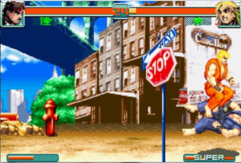 超级街头霸王2V2.2.4 汉化版