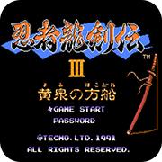 忍者龙剑传3 汉化版