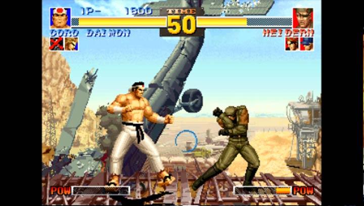 拳皇 大蛇传说V4.2.0 安卓版