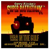 超级战斗坦克海湾战争 手机版