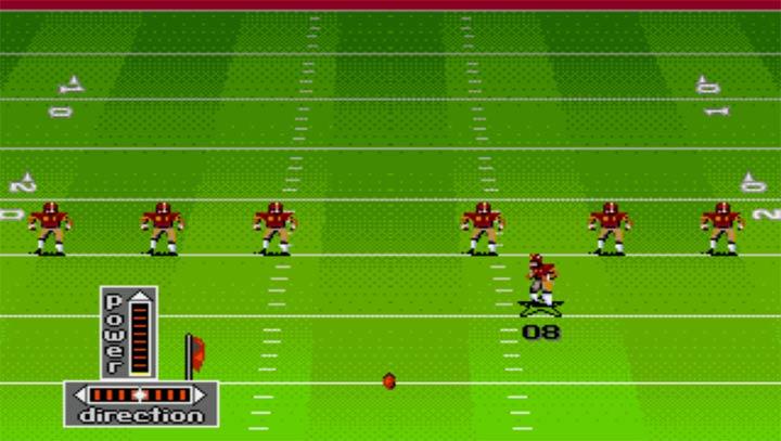 约翰马顿美式足球93安卓版