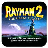 雷曼2 �倮�大逃亡 手�C版